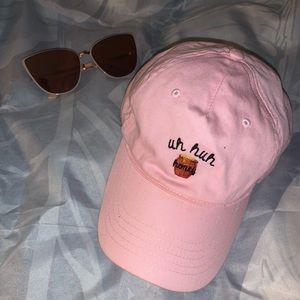 Pink Dad Hat Forever 21